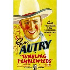 Tumbling Tumbleweeds Canvas Art - (24 x 36)