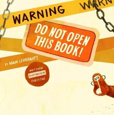 Read Warning Do Not Open This Book! - Zoo theme for preschool