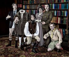Horrible Histories team reuniting for new sitcom Ghosts British Sitcoms, British Comedy, Charlotte Ritchie, Mathew Baynton, Horrible Histories, Movies Playing, Bbc One, Monty Python, Comedy Tv