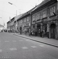 Bratislava, Nostalgia, Street View, Europe