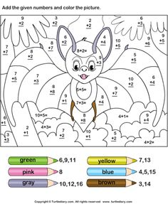 coloring pages for kids free printable numbers preschool worksheets Preschool Number Worksheets, Math Coloring Worksheets, Numbers Preschool, Kindergarten Worksheets, Math Activities, Kids Worksheets, Math Numbers, Math Games, Printable Coloring