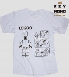 Si eres fan de Lego también tenemos tus camiseta. Ese momento de placer/dolor cuando te das cuenta de las piezas que tiene tu halcón milenario....  #reymonocamisetas #lego #ikea #friki #geek #nerd #camiseta Ikea, Lego, Mens Tops, T Shirt, Fashion, Cool T Shirts, Millenium Falcon, Geek, Jokes
