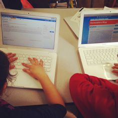 Get your students blogging with Kidblog!