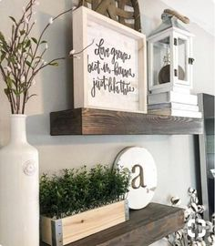 Rustic wall decoration. #ad