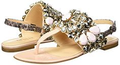Gedebe Capri, Women's Open Toe Sandals: Amazon.co.uk: Shoes & Bags