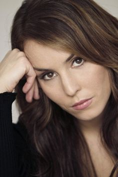 Noomi Rapace, Swedish actress and one of my favorites.