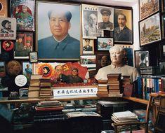 Mao memorabilia at Shanghai's Dongtai Road Antiques Market