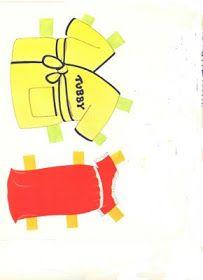 Bonecas de Papel: Luluzinha e Bolinha