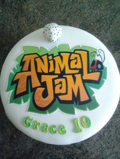 Animal Jam Cake by Carol Rhodes (Carol's Nicely Iced)