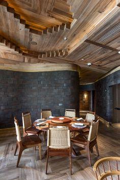 Chapulín (Mexico), International Restaurant | Restaurant & Bar Design Awards