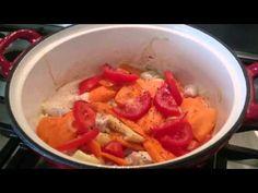 "Bikolana style "" chicken with cocosmelk"" - YouTube"
