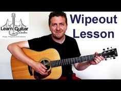 Wipeout - Quick and Easy Guitar Lesson - The Surfaris - Drue James - YouTube