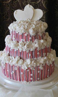 wedding cakes For more insipiration visit us at https://facebook.com/theweddingcompanyni or http://www.theweddingcompany.ie