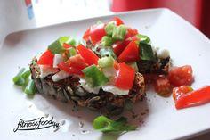 Italienisches Low Carb Brot