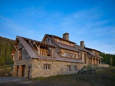Mountian Retreat - Rustic - Garage And Shed - Other Metro - Yellowstone Traditions