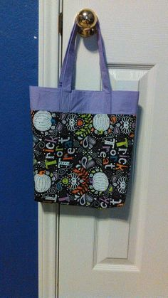 Looking for sewing project inspiration? Check out Trick or Treat? by member Cary Ziegler.