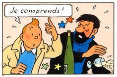 La vie de Tintin   Tintin comprend soudain pourquoi on se moque de...