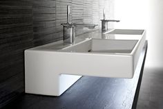 KOHLER Terrace sanitaryware and furniture range