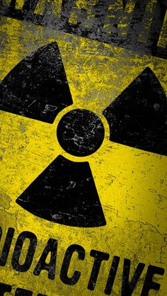 Radioactive iPhone 5 Wallpapers