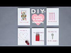 Valentinskarten: ein DIY, das von Herzen kommt – Westwing Magazin