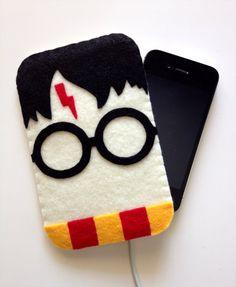 Harry Potter Phone Cozy