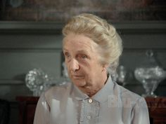 Miss Marple (Joan Hickson) ~Agatha Christie.