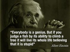 We've all seen inspiring quotes on social media from Mister Smarty Pants, Albert Einstein. Gizmodo has given us the info to dispute seven of these misquotes