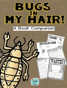 Bugs in My Hair! A perfect companion to this adorable book about a yucky subject of lice. This book is a favorite!