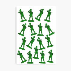My Canvas, Canvas Prints, Art Prints, Green Army Men, This Girl Can, Thing 1, Lip Designs, Toy Soldiers