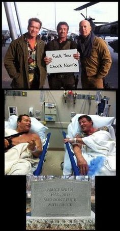 Fk You Chuck Norris - Terminator Funny - Fk You Chuck Norris Terminator Funny Terminator Funny Meme Fk You Chuck Norris The post Fk You Chuck Norris appeared first on Gag Dad. The post Fk You Chuck Norris appeared first on Gag Dad. Stupid Funny, Funny Jokes, Hilarious, Memes Humor, Chuck Norris Memes, All Meme, Military Humor, Medical Weight Loss, The Expendables