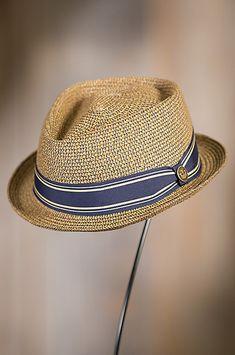 7aba7eb108dd7 Goorin Bros. Big Boy Kris Straw Fedora Hat