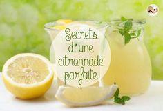 Le secret de la citronnade parfaite !
