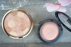 Hey babes! I have another MAC dupe for you guys  This time I found a dupe for a MAC blush in the shade 'Warm Soul' (24,50€). The dupe is by Milani Cosmetics and it's the Illuminating Face Powder and Blush in the shade 'Hermosa Rose' (8,49€). I got mine from @hype.cosmetics - I can really recommend this shop.  At first glance these two don't look like dupes at all - but wait until you see the swatches!  You'll love them!  Isn't the Milani Blush just plain gorgeous?  . . Hallo m...