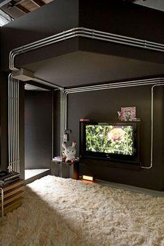 planos low cost: Instalaciones vistas