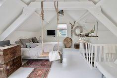 12x Vliering Inspiratie : Beste afbeeldingen van zolder vliering in attic spaces