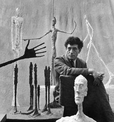 Alberto Giacometti (1901 – 1966)