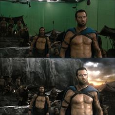 Wonder how a movie looks like without visual effects? See how these blockbuster movies were made using visual effects. Cgi, Movie Special Effects, Game Of Thrones, Blockbuster Movies, Chroma Key, About Time Movie, Visual Effects, Yahoo Images, Filmmaking