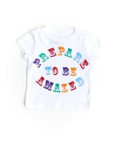 Baby Prepared to be Amazed - New In - Browse - baby girls | Peek Kids Clothing