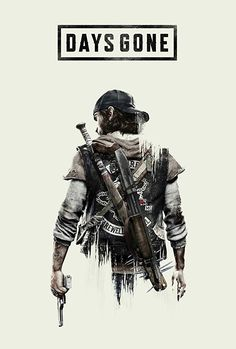Days Gone - Wilderness - V Games, Games To Buy, Best Games, Video Game Posters, Video Game Art, Playstation Games, Xbox Games, Day Gone Ps4, Zombie Wallpaper