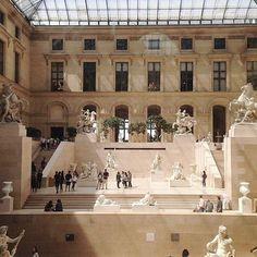 The Louvre, Paris Monuments, Louvre, Paris Apartments, Insta Art, Places Ive Been, To Go, Photos, France, Adventure