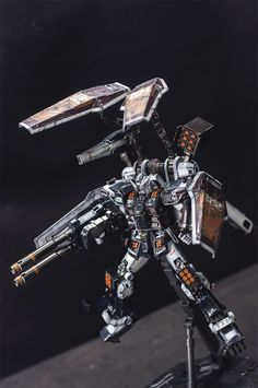 Mobile Suit Gundam Thunderbolt is one of the great series happened in Universal Century, yet we got to see the MG FA-78 Gundam Thunderbo...
