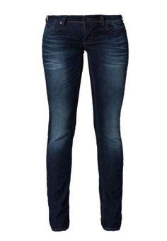 Cowgirls aufgepasst, hier kommt die coole Jeans! ONLY AISHA - Jeans Slim Fit - medium blue denim für 49,95 € (02.11.14) versandkostenfrei bei Zalando bestellen.