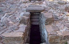 Sardara, pozzo Sacro di Sant'Anastasia