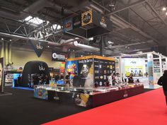 Vision stand for Vape Hive at the Vape Expo UK 2018 Expo Stand, Exhibition Stand Design, Trade Show, Building Design, Vape, Display, Smoke, Floor Space, Exhibition Stall Design
