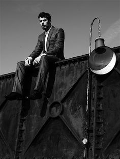 Toby Kebbell by Angeli & Co