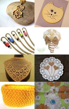 With a Heart of Gold by Gaby on Etsy--Pinned with TreasuryPin.com