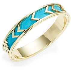 House Of Harlow 1960 Tribal Bangle Bracelet ($48) ❤ liked on Polyvore featuring jewelry, bracelets, teal, leather bracelet jewelry, leather jewelry, genuine leather bracelet, bracelets & bangles and teal jewelry