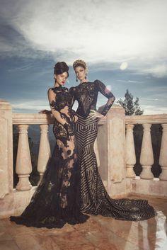 Wonderful Evening Dresses for Elegant Ladies