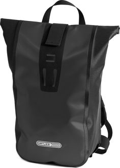 Ortlieb Velocity is a messenger-style waterproof daypack featuring a comfortable foam-padded back. Messenger Backpack, Cycling Backpack, Hiking Backpack, Cycling Gear, Bike Panniers, Shops, Backpack Reviews, Waterproof Backpack, Shopping