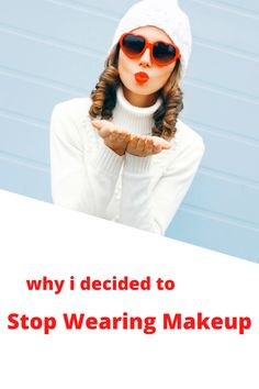 I used to love wearing makeup, but it became an expensive and repetitive chore. I embraced natural and minimalist beauty and experienced some amazing results. Here's what happened when I stopped wearing makeup. Minimalist Makeup, Minimalist Beauty, Minimalist Lifestyle, I Have A Boyfriend, Sister Pictures, Ombre Lips, Makeup Challenges, Mom Group, Putting On Makeup